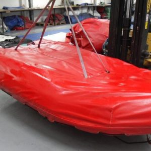Life Boat Cover