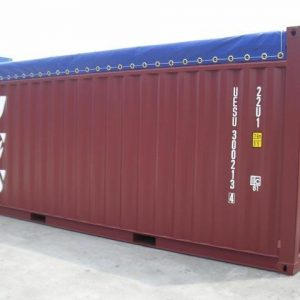 Open Top Container Cover